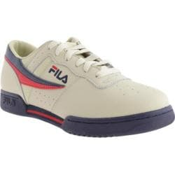 Men's Fila Original Fitness 11F16LT White/Sycamore/Biking Red