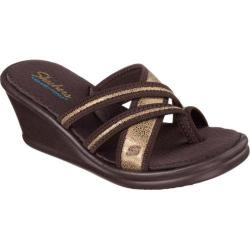 Women's Skechers Rumblers Happy Dayz Bronze