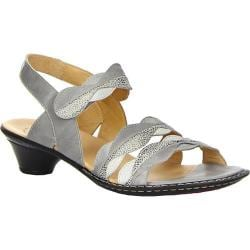 Women's Think! Soso 84516 Alu/Kombi Leather