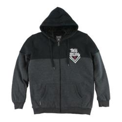 Men's Metal Mulisha Deuces Fleece Black