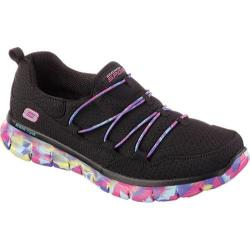 Women's Skechers Synergy Inner Peace Black/Multi