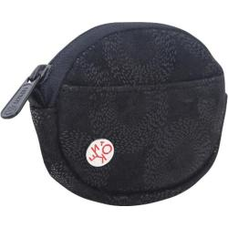 Token Leather Coin Purse Black