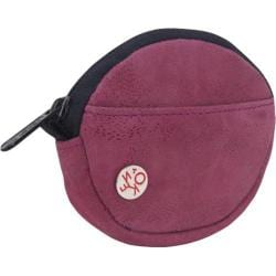 Token Leather Coin Purse Red