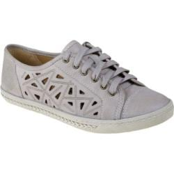 Women's Earth Pomelo Khaki Full Grain Leather