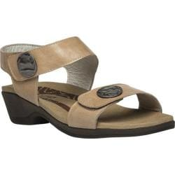 Women's Propet Annika Oyster Leather