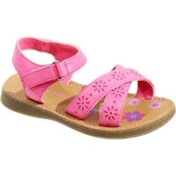 Girls' Laura Ashley LA16063E Fuchsia Polyurethane