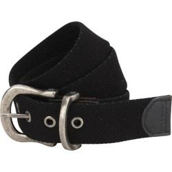 A Kurtz Caleb Webbed Belt Black