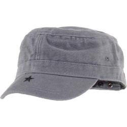 A Kurtz Reynolds Snap-Back Military Grey
