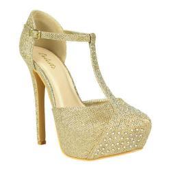 Women's Celeste Sheri-02 Gold