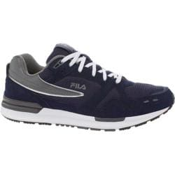 Men's Fila Retro Jogger Fila Navy/Pewter/White