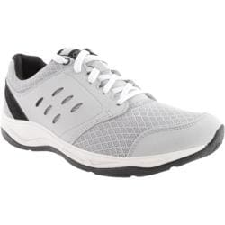 Men's Vionic with Orthaheel Technology Contest Active Lace Up Light Grey