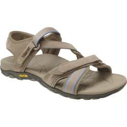 Women's Vionic with Orthaheel Technology Muir Sandal Taupe
