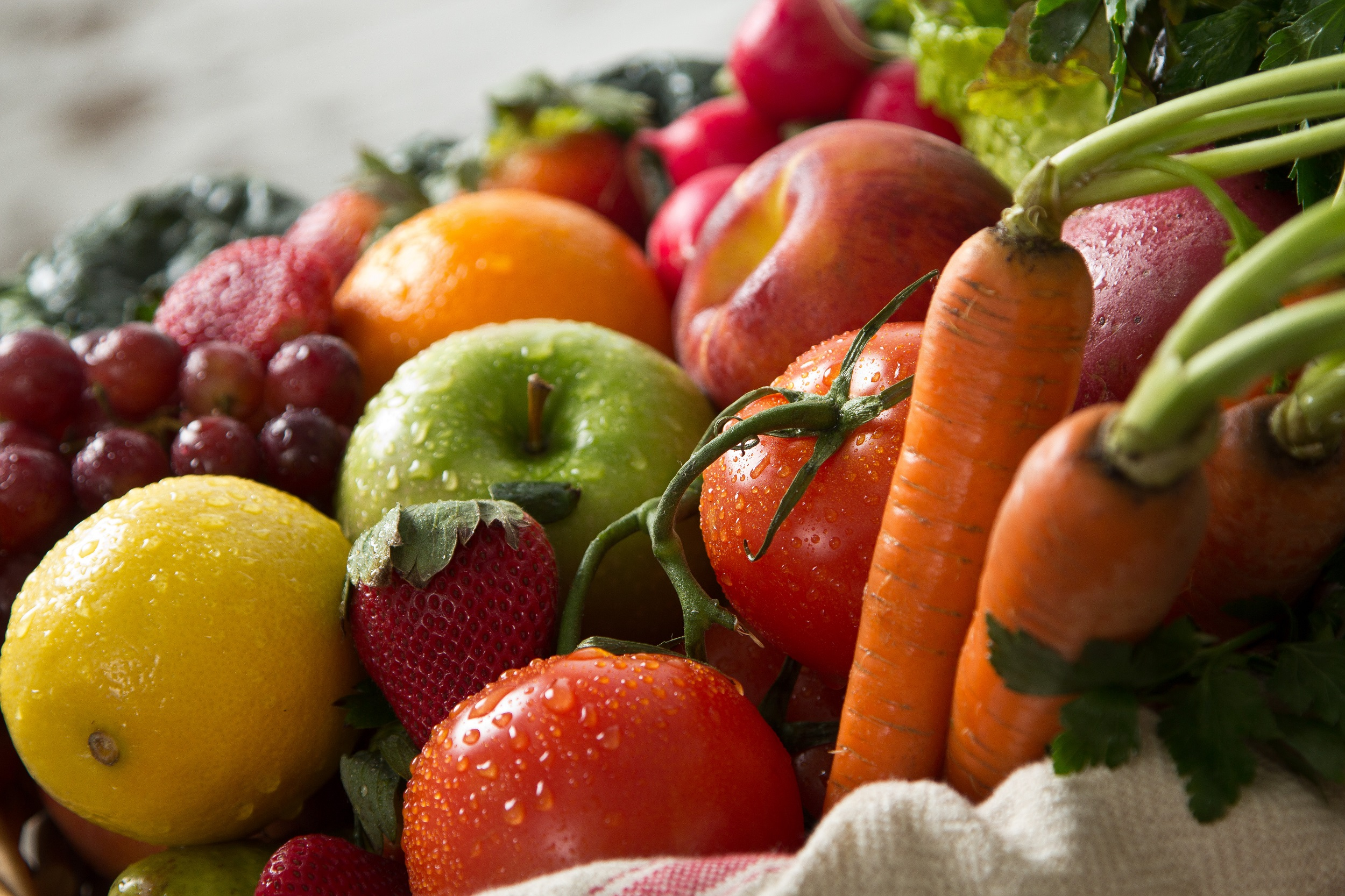 Dixie Delight Produce Bundle with Homemade Jam (Local Delivery)