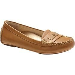 Women's Vionic with Orthaheel Technology Sydney Driver Tan