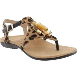 Women's Vionic with Orthaheel Technology Tatiana Tan Leopard