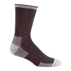 Men's Darn Tough Vermont Micro Crew Sock Cushion 1466 (2 Pairs) Chocolate 15027149