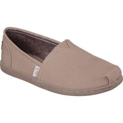 Women's Skechers BOBS Bliss Spring Step Taupe
