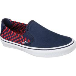 Women's Skechers BOBS The Menace Dappled Navy/Red