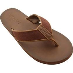 Men's Tidewater Sandals Hampstead Brown Brown