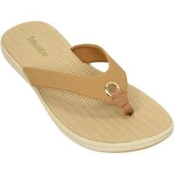 Women's Tidewater Sandals Portland Tan Tan