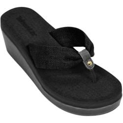 Women's Tidewater Sandals Smithfield Black Black