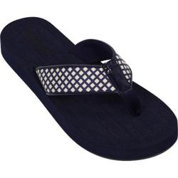 Women's Tidewater Sandals Venice Navy Navy/White