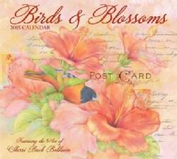 Birds & Blossoms 2015 Calendar (Calendar)