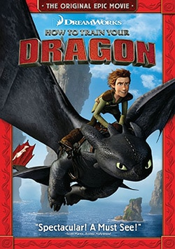 How To Train Your Dragon (DVD) 12402164