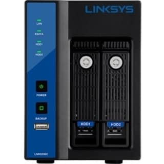Linksys 2-Bay Network Video Recorder