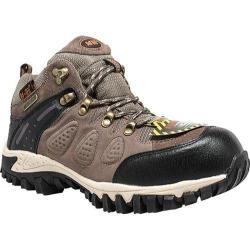 Women's AdTec 2014 Work Hiker Taupe Suede Leather