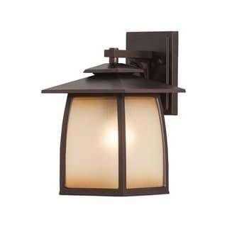 Feiss 1 - Light Outdoor Lantern, Oil Rubbed Bronze 12416233
