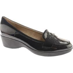 Women's Circa Joan & David Bradyn Black/Black Patent Leather