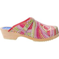 Women's Cape Clogs Kozmic Pink