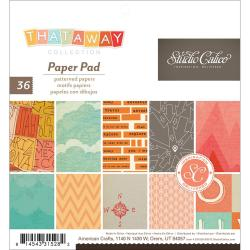 Thataway Paper Pad 6 X6 36/Sheets - Single-Sided
