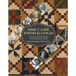 Kansas City Star Publishing - She Came From Kansas
