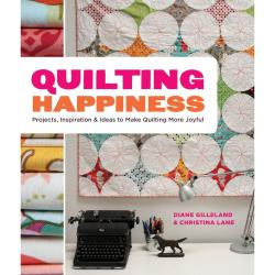 Potter Craft Books - Quilting Happiness