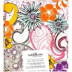 Fabric Palette Pre-Cuts 42 Wide 100 Cotton 1/2yd - Cordero A