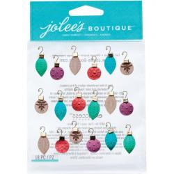 Jolee's Christmas Stickers - Ornament