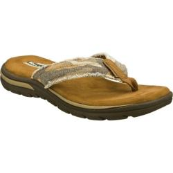 Men's Skechers Relaxed Fit Supreme Bosnia Brown