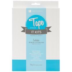 Lifestyle It Kit - Tapes, 18 Dies