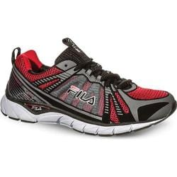 Men's Fila Threshold Fila Red/Castlerock/Black