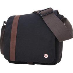 Token Astor Shoulder Bag Extra Small Black/Dark Brown