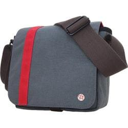 Token Astor Shoulder Bag Extra Small Grey/Red