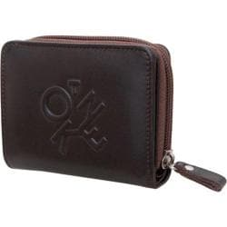 Token East End Wallet Dark Brown