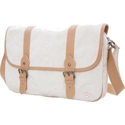Token Ft Greene Organic Shoulder Bag (Large) Beige