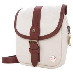 Token Ft Greene Organic Shoulder Bag (Small) Camel