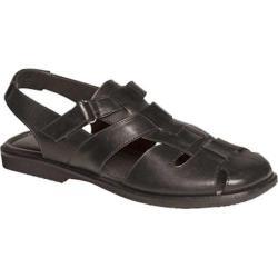 Men's Bacco Bucci Palma Black Leather