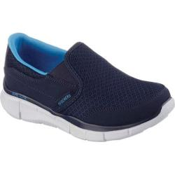 Boys' Skechers Equalizer Persistent Navy/Blue