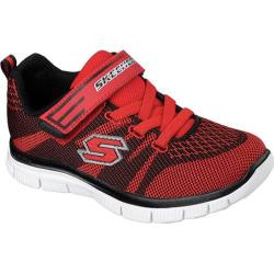 Boys' Skechers Flex Advantage Master Mind Red/Black