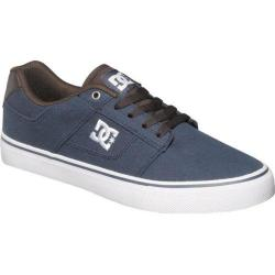Men's DC Shoes Bridge TX Blue/Brown/Blue